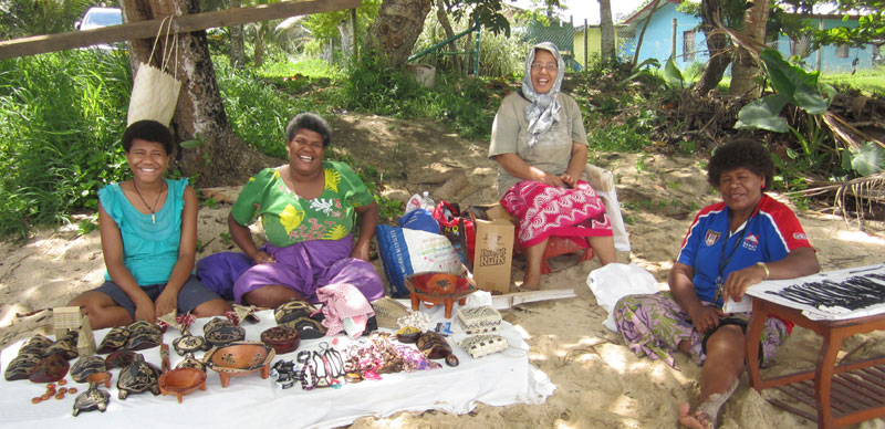 FIJIAN VILLAGE EXPERIENCE  Namaqumaqua Village